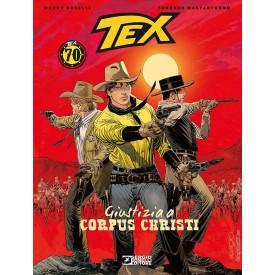 Tex - Giustizia a Corpus...