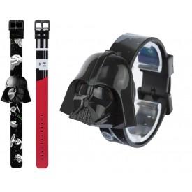 Orologio da polso LCD Darth Vader - Star Wars
