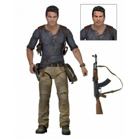 Action Figure NECA Nathan Drake Uncharted 4