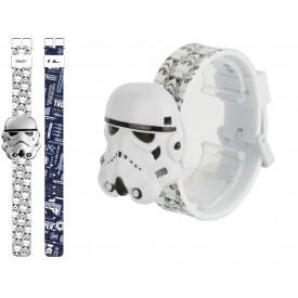 Orologio da polso LCD - Storm Trooper Star Wars