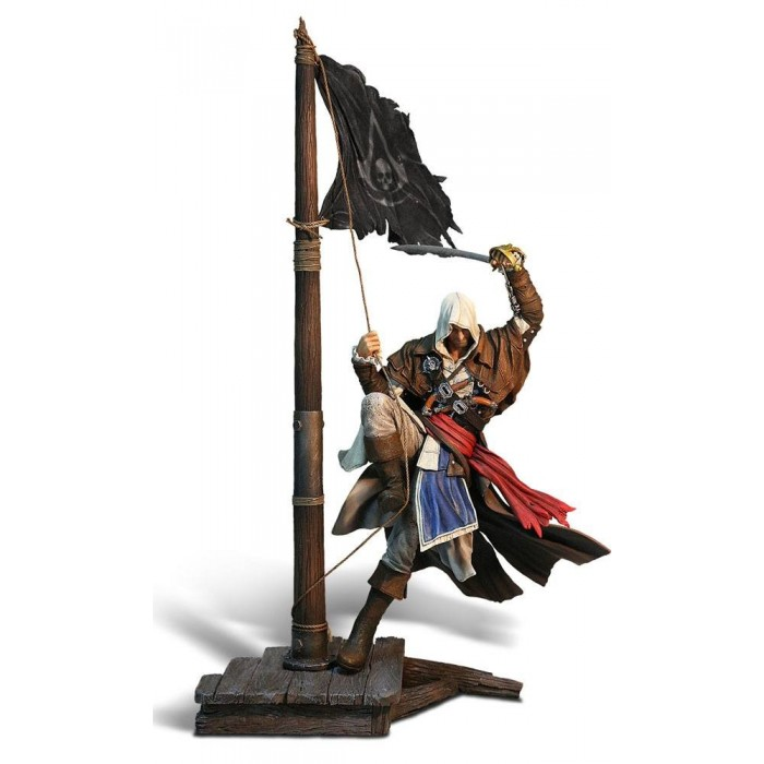 Statuetta UbiCollectibles Edward Kenway Assassin's Creed Black Flag