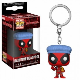 Portachiavi Pop! Bathtime Deadpool Marvel