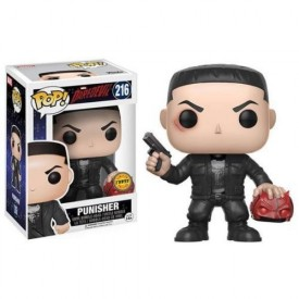 Funko Pop! Exclusive Figure The Punisher Marvel Daredevil
