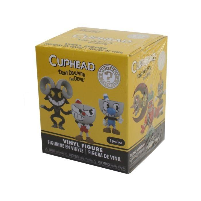 Funko Mystery Minis Cuphead Wave 1 Personaggio a Sorpresa