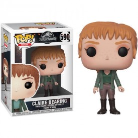 Funko Pop! Figure Claire Dearing Jurassic World