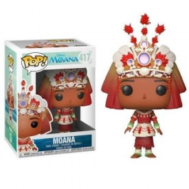Funko Pop! Figure Moana Ceremony Oceania Disney