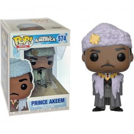 Funko Pop! Figure Prince Akeem Coming to America