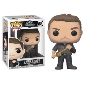 Funko Pop! Figure Owen Grady Jurassic World