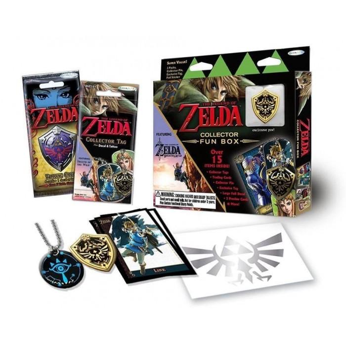 Set Collector Fun Box V.2 The Legend of Zelda - Breath of the Wild