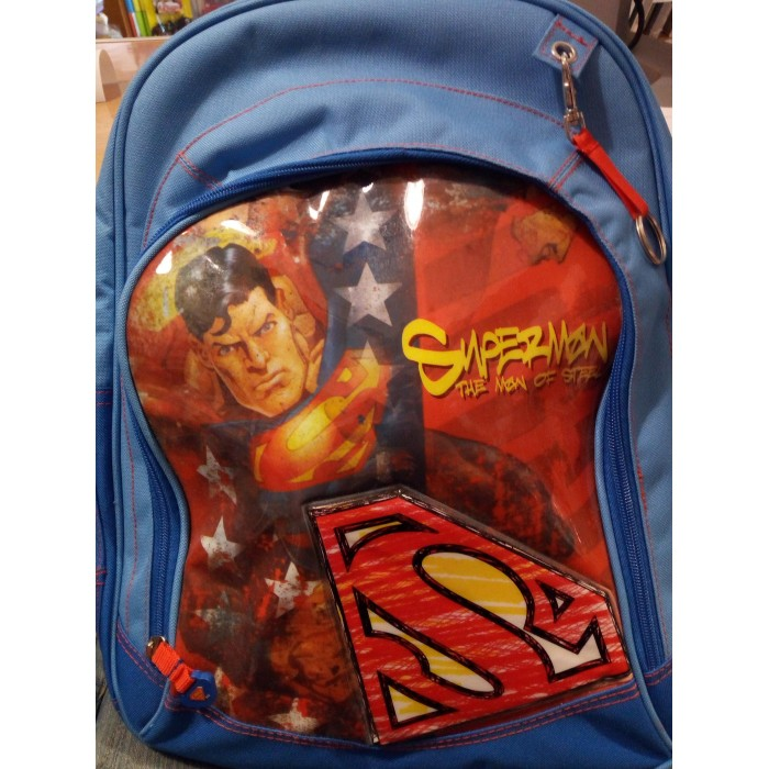 Zaino SuperMan Justice League DC Comics