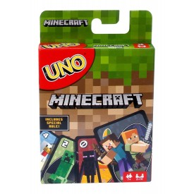 Gioco Carte UNO Minecraft