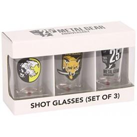 Set 3 Bicchierini da Shot -...