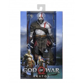 Action Figure NECA Kratos...