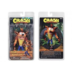 Action Figure NECA Crash Bandicoot