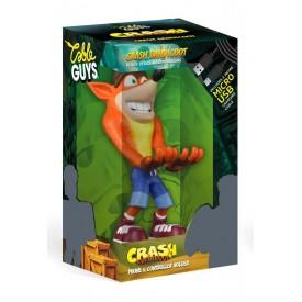 Statuetta Supporto Carica Smartphone e Controller Crash Bandicoot