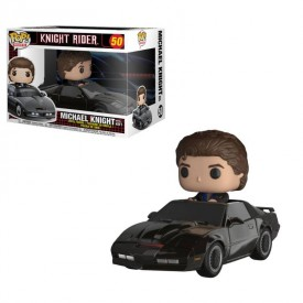 Funko Pop! Rides Figure Michael Knight with KITT Knight Rider