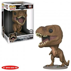 Funko Pop! Exclusive Tyrannosaurus Rex Jurassic World 2 SUPERSIZE