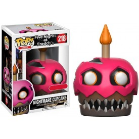 Funko Pop! Exclusive Figure Nightmare Cupcake Five Nights at Freddy's 10 cm