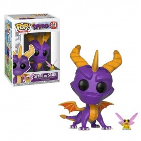 Funko Pop! Figure Spyro The Dragon