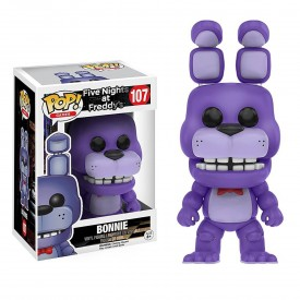 Funko Pop! Figure Bonnie Five Nights at Freddy's 10 cm