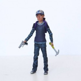 Action Figure Clementine The Walking Dead Telltale Series Season 2