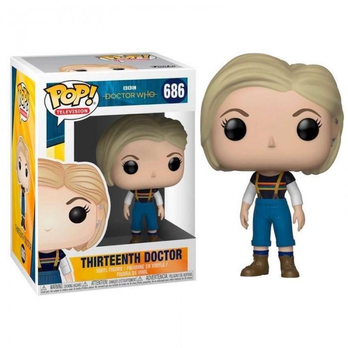 Funko Pop! Figure Thirteenth Doctor Doctor Who
