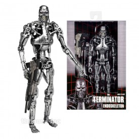 Action Figure NECA T-800 Endoskeleton Terminator
