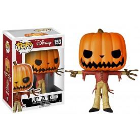 Funko Pop! Figure Pumpkin King Nightmare Before Christmas Disney (VAULTED) 10 cm