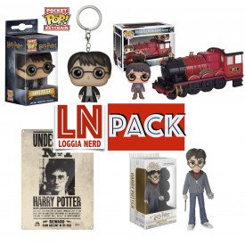 Harry Potter Loggia Nerd Pack N°1