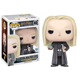 Funko Pop! Figure Lucius Malfoy (Holding Prophecy) Harry Potter 10 cm