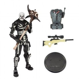 Action Figure Skin Skull Trooper Fortnite Battle Royale