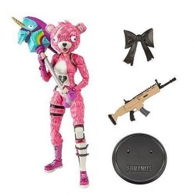 Action Figure Skin Cuddle Team Leader Fortnite Battle Royale