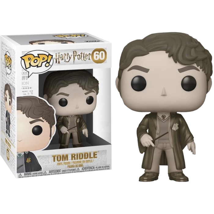 Funko Pop! Exclusive Figure Tom Riddle (Sepia) Harry Potter