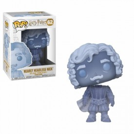 Funko Pop! Figure Nearly Headless Nick (Translucent) Harry Potter LEGGI
