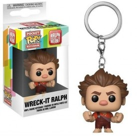 Portachiavi Pop! Wreck It Ralph Disney