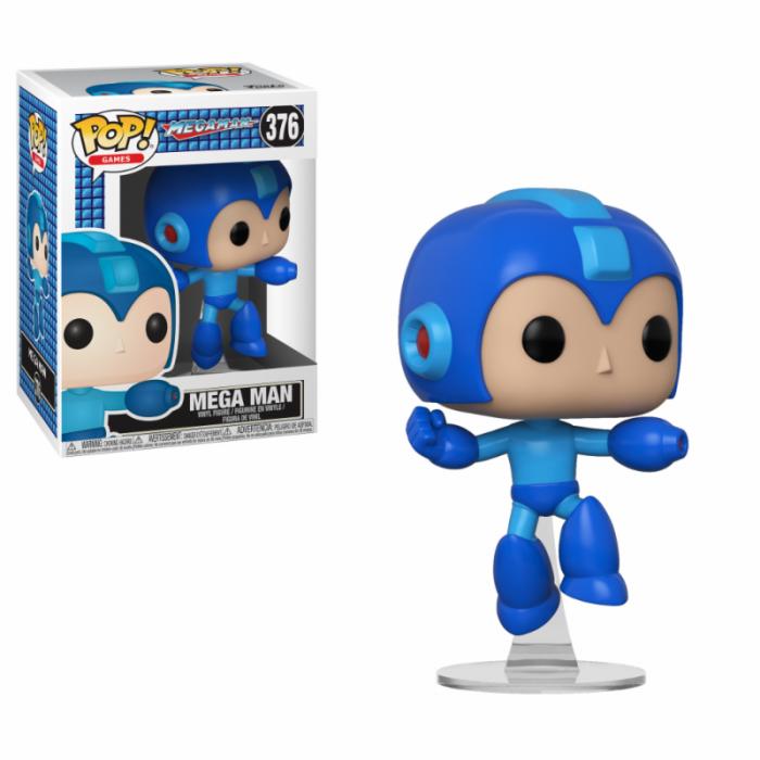 Funko Pop! Figure Megaman (Jumping) - Megaman