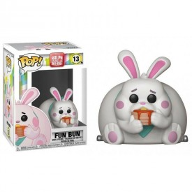 Funko Pop! Figure Fun Bun Ralph Breaks The Internet Disney Pixar