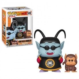 Funko Pop! Figure King Kai & Bubbles Dragon Ball Z