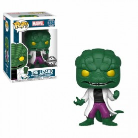 Funko Pop! Exclusive Figure The Lizard Marvel