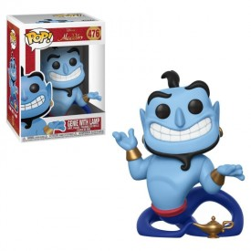 Funko Pop! Figure Genie with Lamp Aladdin Disney
