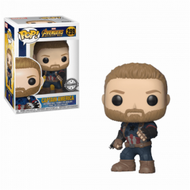 Funko Pop! Exclusive Figure...