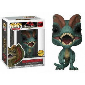 Funko Pop! Dilophosaurus Exclusive Chase Edition Figure Jurassic Park