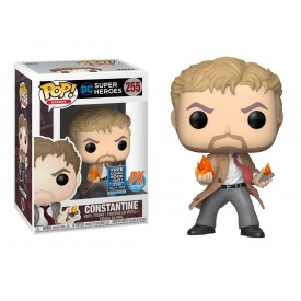 Funko Pop! Exclusive Figure Constantine DC Super Heroes