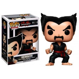 Funko Pop! Figure Heihachi...