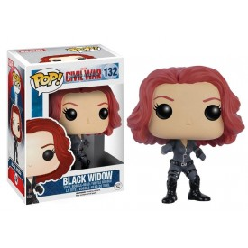 Funko Pop! Figure Scarlet Witch Captain America Civil War Marvel