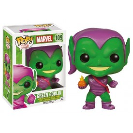 Funko Pop! Exclusive Figure Green Goblin Marvel (Spider Man)
