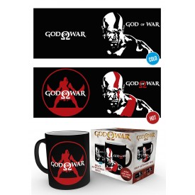 Tazza Termosensibile Kratos God of War