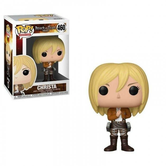 Funko Pop! Figure Christa Attack On Titan