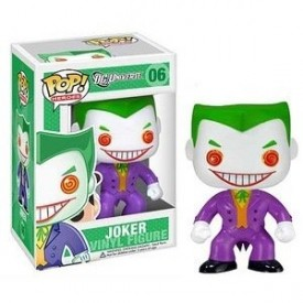 Funko Pop! Figure The Joker DC Universe 10 cm