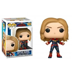 Funko Pop! Figure Captain Marvel - Captain Marvel